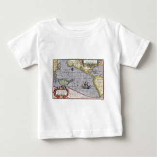 Map of Pacific Shirt