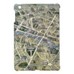 Map of Paris during the period of the Grands iPad Mini Case