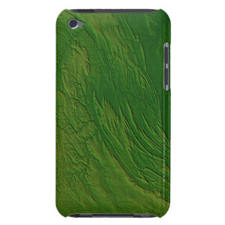 Map of Pennsylvania iPod Case-Mate Cases