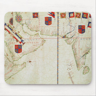 Map of Persia, Arabia and India Mouse Pad