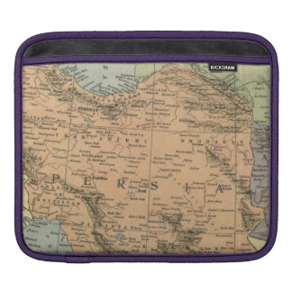 Map of Persia Pre 1917 iPad Sleeves