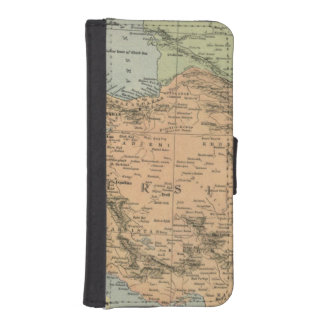 Map of Persia Pre 1917 iPhone SE/5/5s Wallet