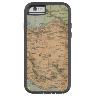 Map of Persia Pre 1917 Tough Xtreme iPhone 6 Case