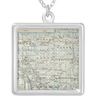 Map of Pike County and Pittsfield Custom Jewelry