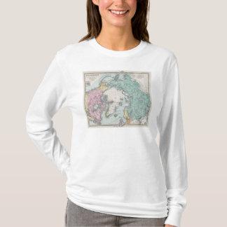 Map of Polar Seas T-Shirt