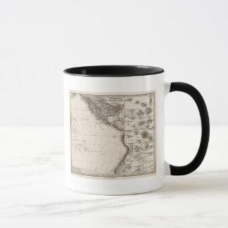Map of Polynesia Mug