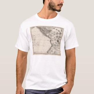 Map of Polynesia T-Shirt