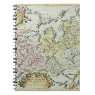 Map of Provinces in China Journals