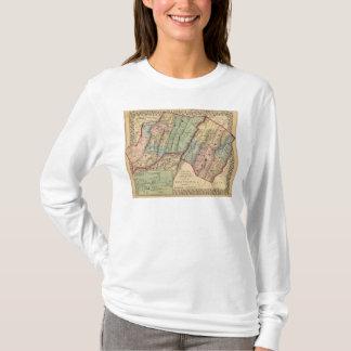 Map of Randolph, Pendleton counties T-Shirt