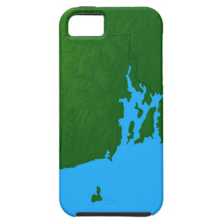 Map of Rhode Island iPhone SE/5/5s Case