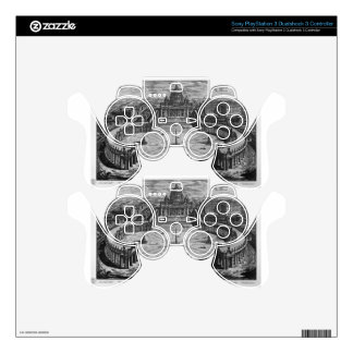 Map of Rome and the Campus Martius PS3 Controller Skins