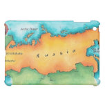 Map of Russia Case For The iPad Mini