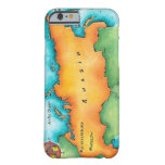 Map of Russia iPhone 6 Case