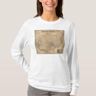 Map of San Francisco T-Shirt