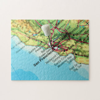San Francisco Usa Map Gifts on Zazzle