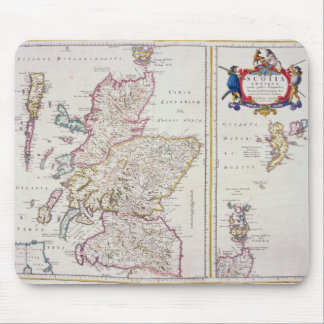 Map of Scotland, c.1700 Mouse Pads