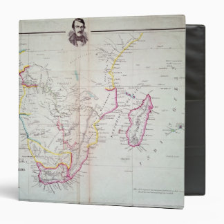 Map of South Africa illustrating Binder