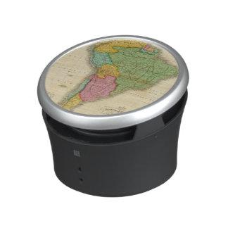 Map of South America 4 Bluetooth Speaker