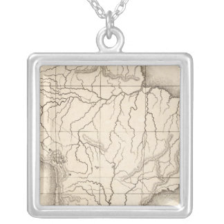 Map of South America Jewelry