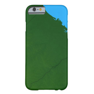 Map of South Carolina 2 Barely There iPhone 6 Case