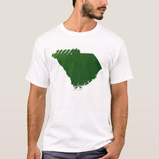 Map of South Carolina T-Shirt