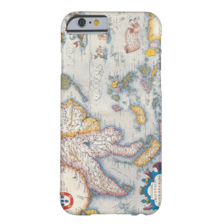 Map of South East Asia 2 Barely There iPhone 6 Case