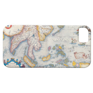 Map of South East Asia 2 iPhone 5 Cases