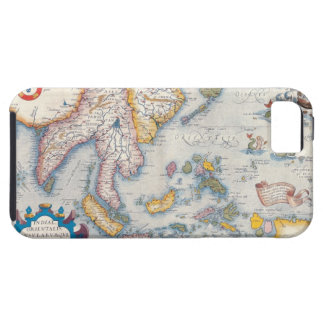Map of South East Asia 2 iPhone SE/5/5s Case