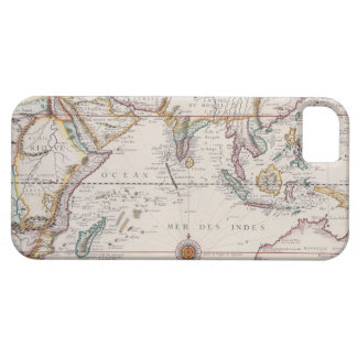 Map of South East Asia iPhone SE/5/5s Case
