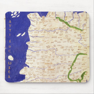 Map of Spain and Portugal, from 'Geographia' Mouse Pads