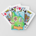 """Map of Spain Bicycle Playing Cards<br><div class=""""desc"""">Map of Spain</div>"""