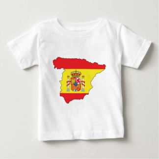 Map Of Spain T Shirts