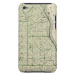 Map of Switzerland County iPod Touch Case