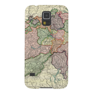Map Of Switzerland Samsung Galaxy S5 Barely There Cases For Galaxy S5