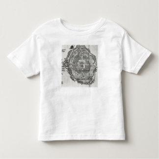 Map of Tenochtitlan Toddler T-shirt
