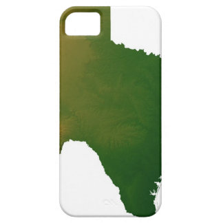 Map of Texas 2 iPhone 5 Covers