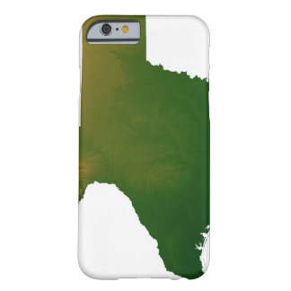 Map of Texas 2 Barely There iPhone 6 Case