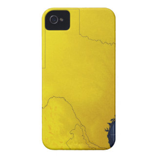 Map of Texas 3 Case-Mate iPhone 4 Case
