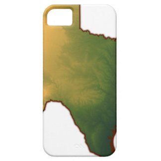 Map of Texas 4 iPhone 5 Covers