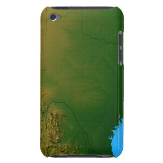 Map of Texas Barely There iPod Cover