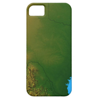 Map of Texas iPhone SE/5/5s Case