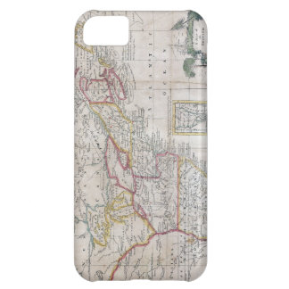 Map of the British Dominions in 1763 iPhone 5C Cover