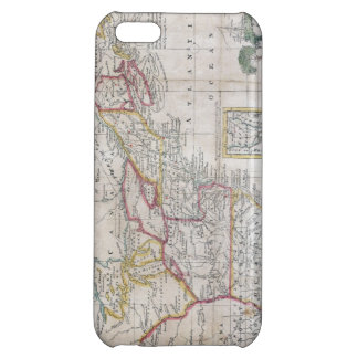 Map of the British Dominions in 1763 iPhone 5C Cases