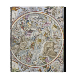 Map of the Christian Constellations as Depicted by iPad Folio Case