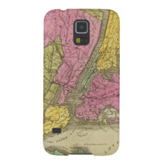Map of the Country Case For Galaxy S5