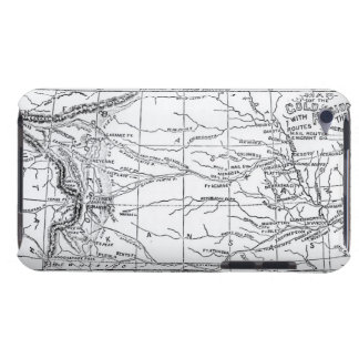 Map of the Gold Region, published in 'The Weekly' iPod Touch Case