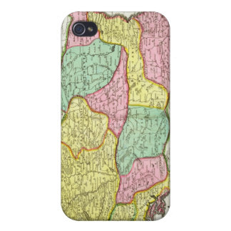 Map of the Kingdom of Hungary and the States which iPhone 4 Cover