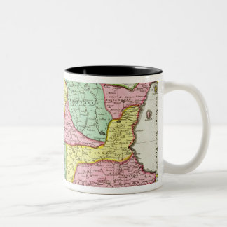 Map of the Kingdom of Hungary and the States which Coffee Mugs