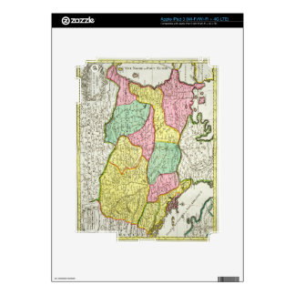 Map of the Kingdom of Hungary and the States which Skin For iPad 3