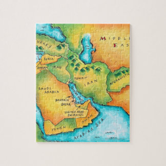 Middle East Jigsaw Puzzles Zazzle
